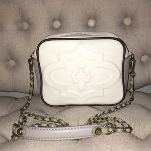 orYANY small leather crossbody bag